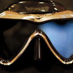 スキューバダイビングのマスク